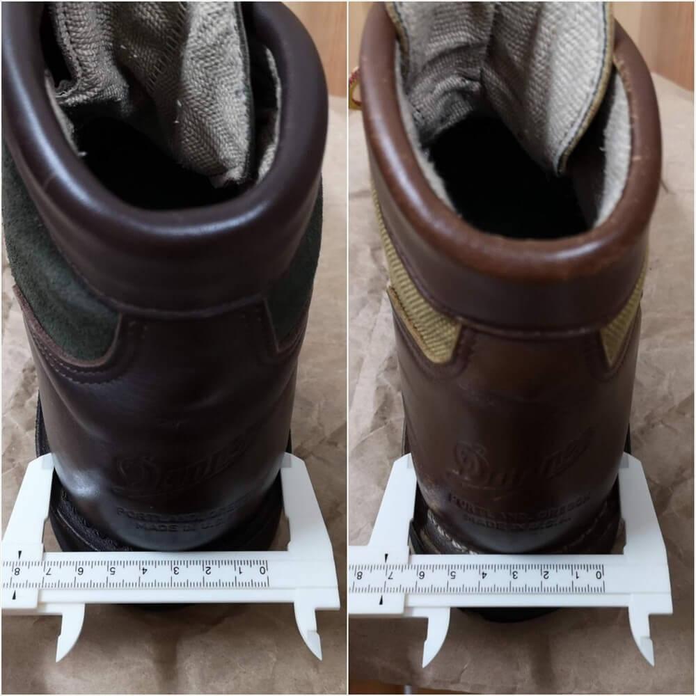 , ダナーライトとエクスプローラーの違いを比較。サイズ感や履き心地を徹底比較。, GreenTimes(グリーンタイムス)