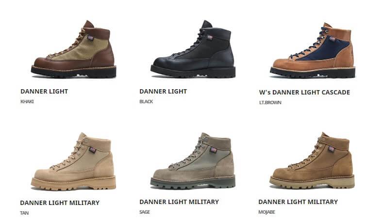 , ダナーライト(Danner Light)の種類と違いを解説!適切なサイズ感と履き心地を得るにはインソールが必要!, GreenTimes(グリーンタイムス)